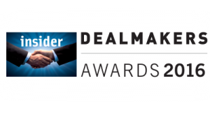 Camlee Nominated for Insider Media's Yorkshire Dealmakers Awards